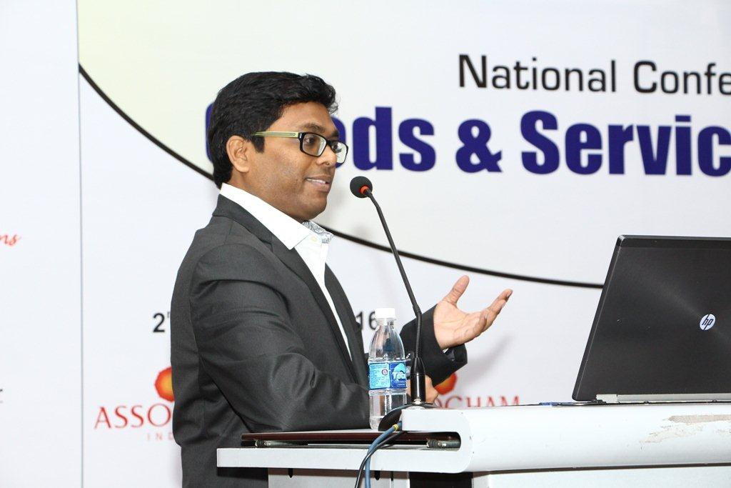 Speaking at GST session conducted by ASSOCHAM